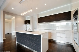 Luxurious Gourmet Kitchen