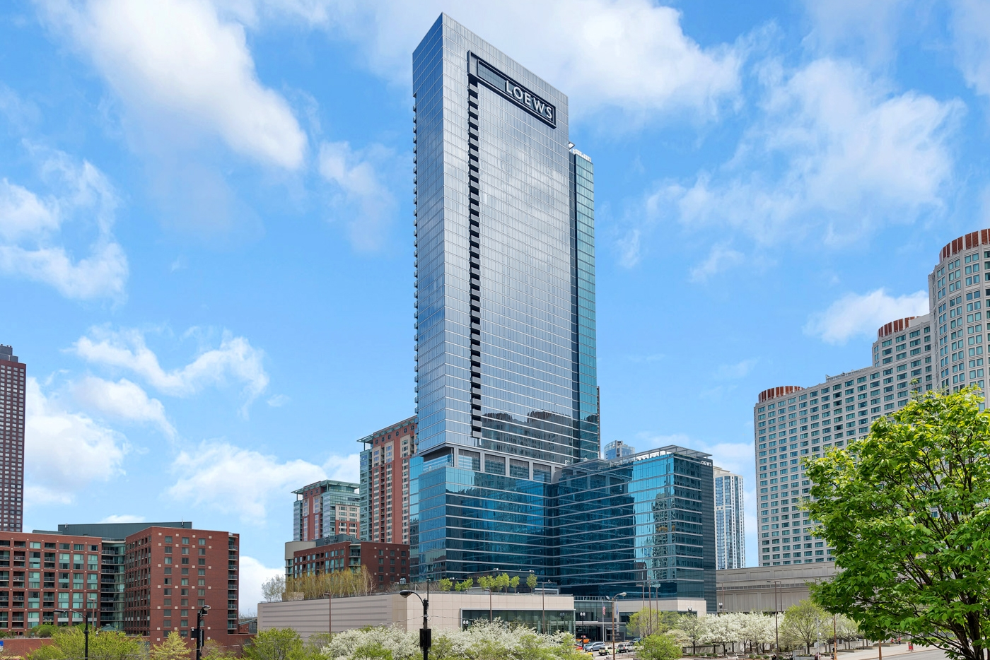 North Water Apartments | The Chicago Realty Blog